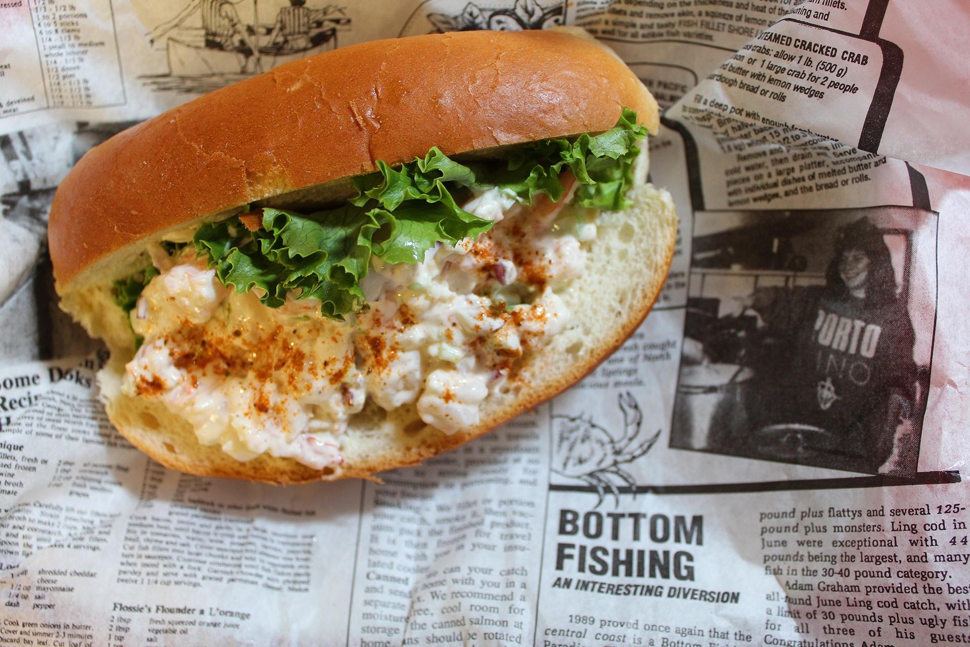 Seafood Charleston SC | AWShucksSeafood.com